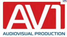 Audiovisual Production Logo