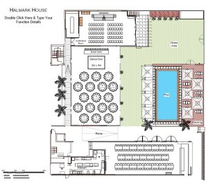 Floor Plan Of Halmark House