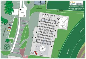 Overhead site map by www.visiogroup.com.au