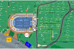 Site Plan Of Penrith Panthers by www.visiogroup.com.au
