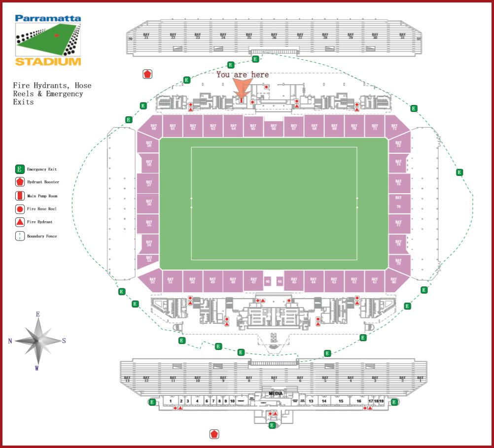 Visio Website Map: Outdoor Site Plans For Festivals / Sport Events / Weddings