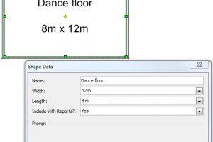 Dance Floor 8m x 12m