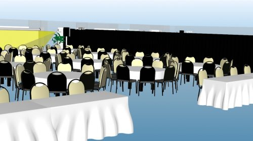 Function Room Event Floor Plan Layout