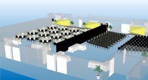 Function Room Event Floor Plan Layout