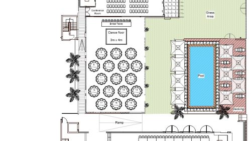 Halmark House Floor Plan By VisioGroup